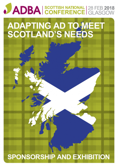 Scotland Sponsor Brochure