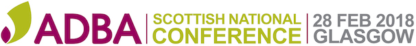 ADBA Scottish National Conference 2018