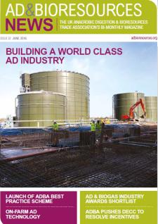 AD & Bioresources News – Issue 32, June 2016