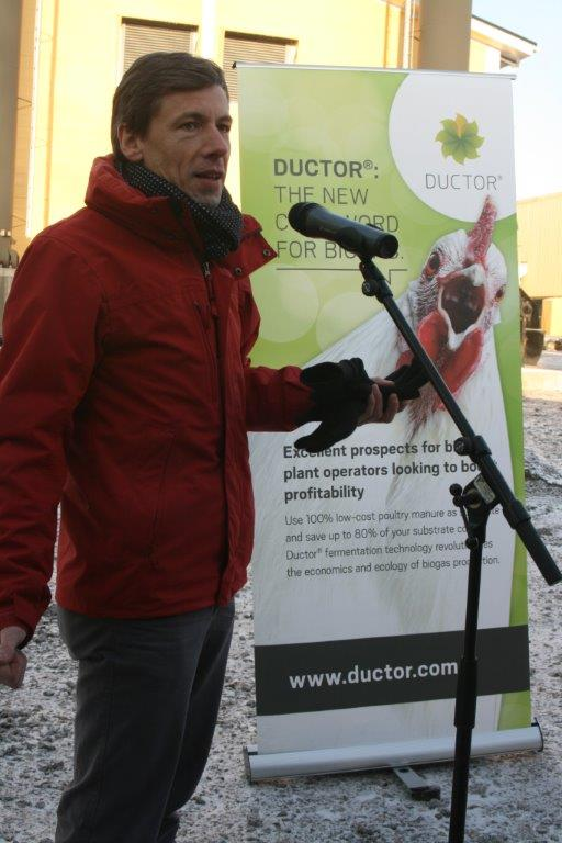MEMBER'S PRESS RELEASE: Revolutionary Technology By Ductor® Commissioned In Tuorla, Finland