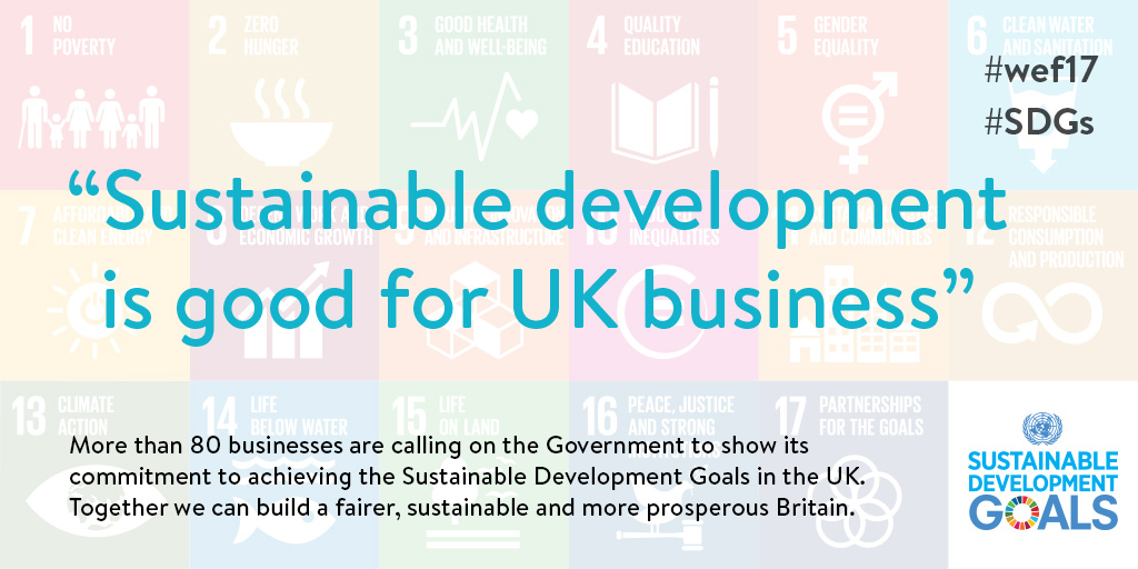 ADBA Joins Top Companies In SDG Letter To Theresa May