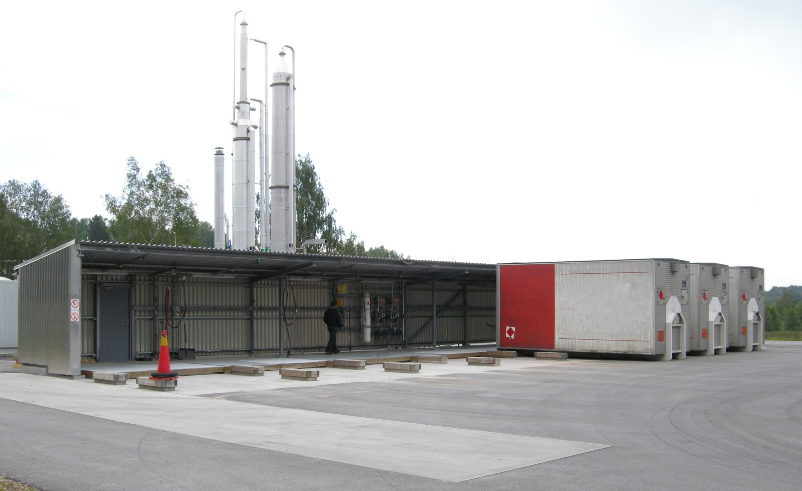 MEMBER'S PRESS RELEASE: Innovation In Biogas Upgrading From Puregas Solutions