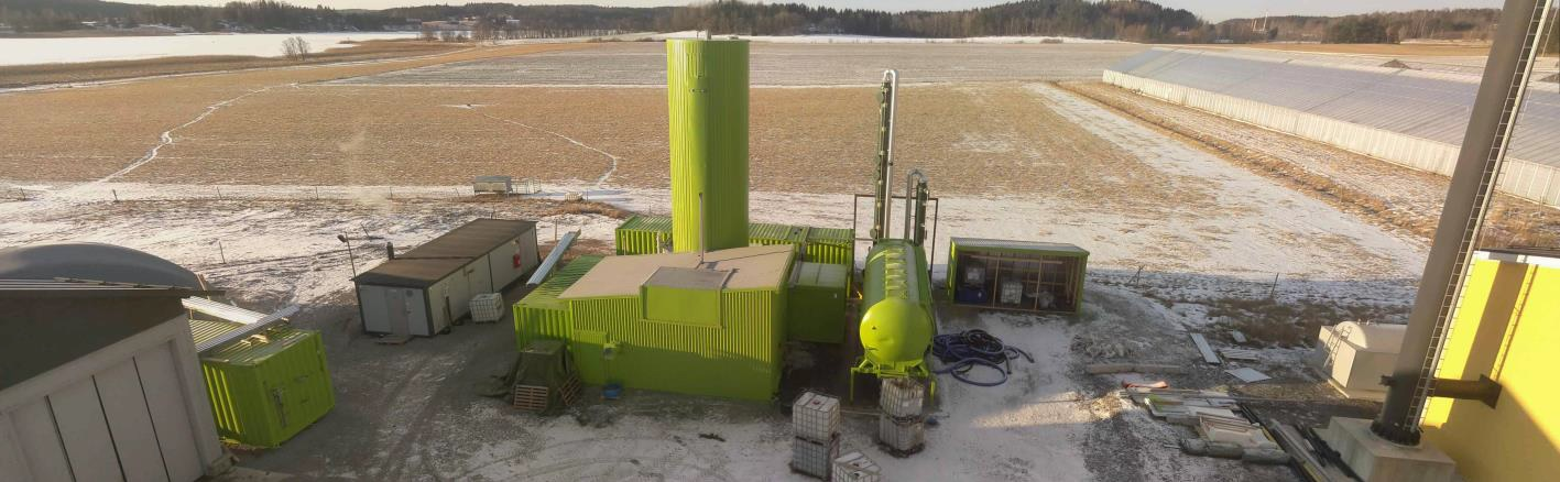MEMBER'S PRESS RELEASE: Ductor Launch New AD Chicken Manure Treatment Technology