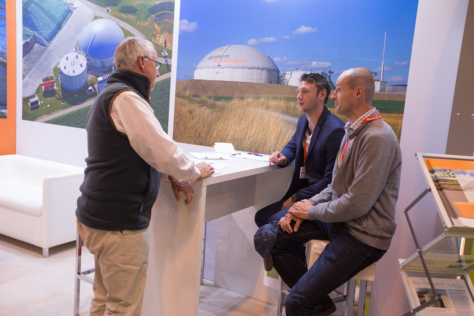 UK AD & Biogas And World Biogas Expo To Discuss Future Of UK Farming