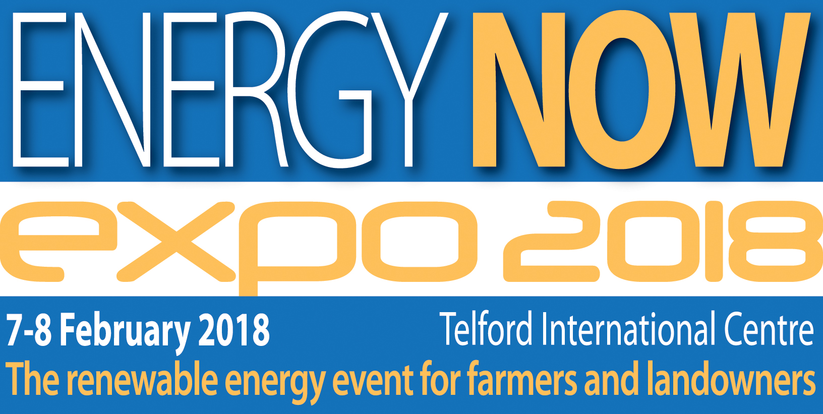MEDIA PARTNER PRESS RELEASE: Energy Now Expo 2018