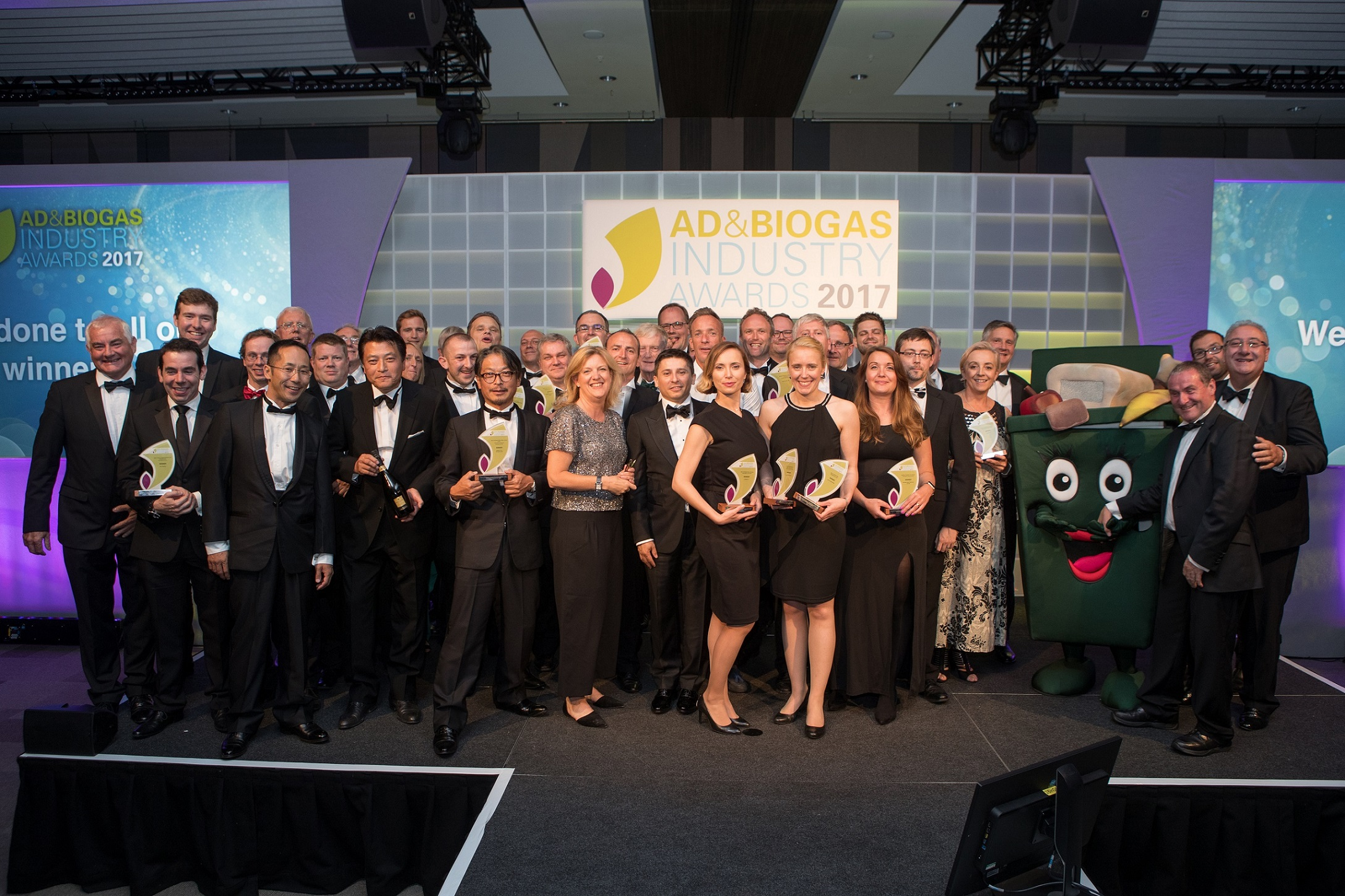 PRESS RELEASE: Shortlist Announced For Global Green Gas Awards