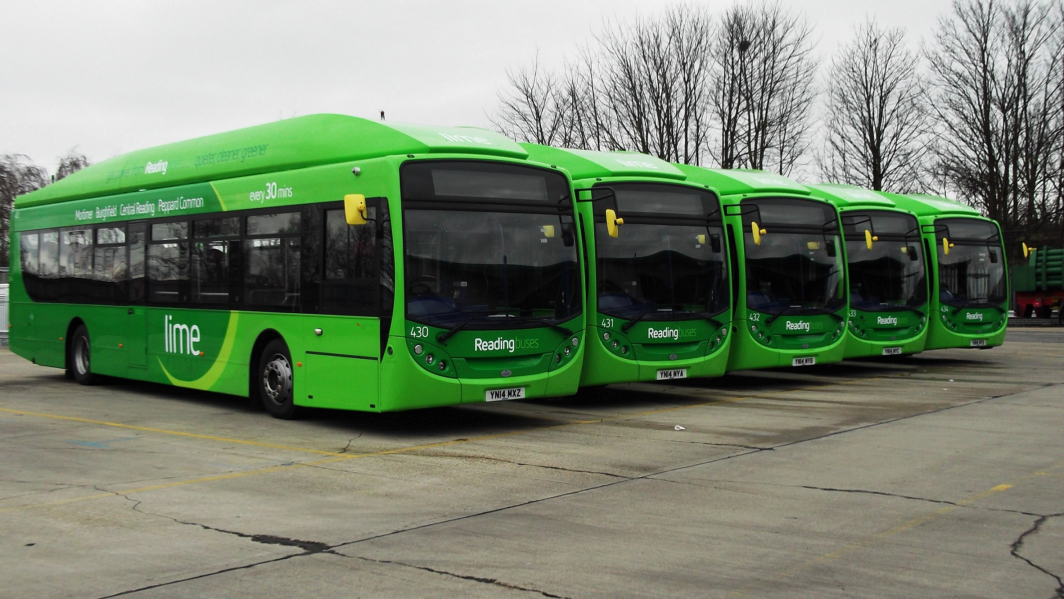 PRESS RELEASE: Biomethane 'only Practical Way To Decarbonise Large Vehicles'