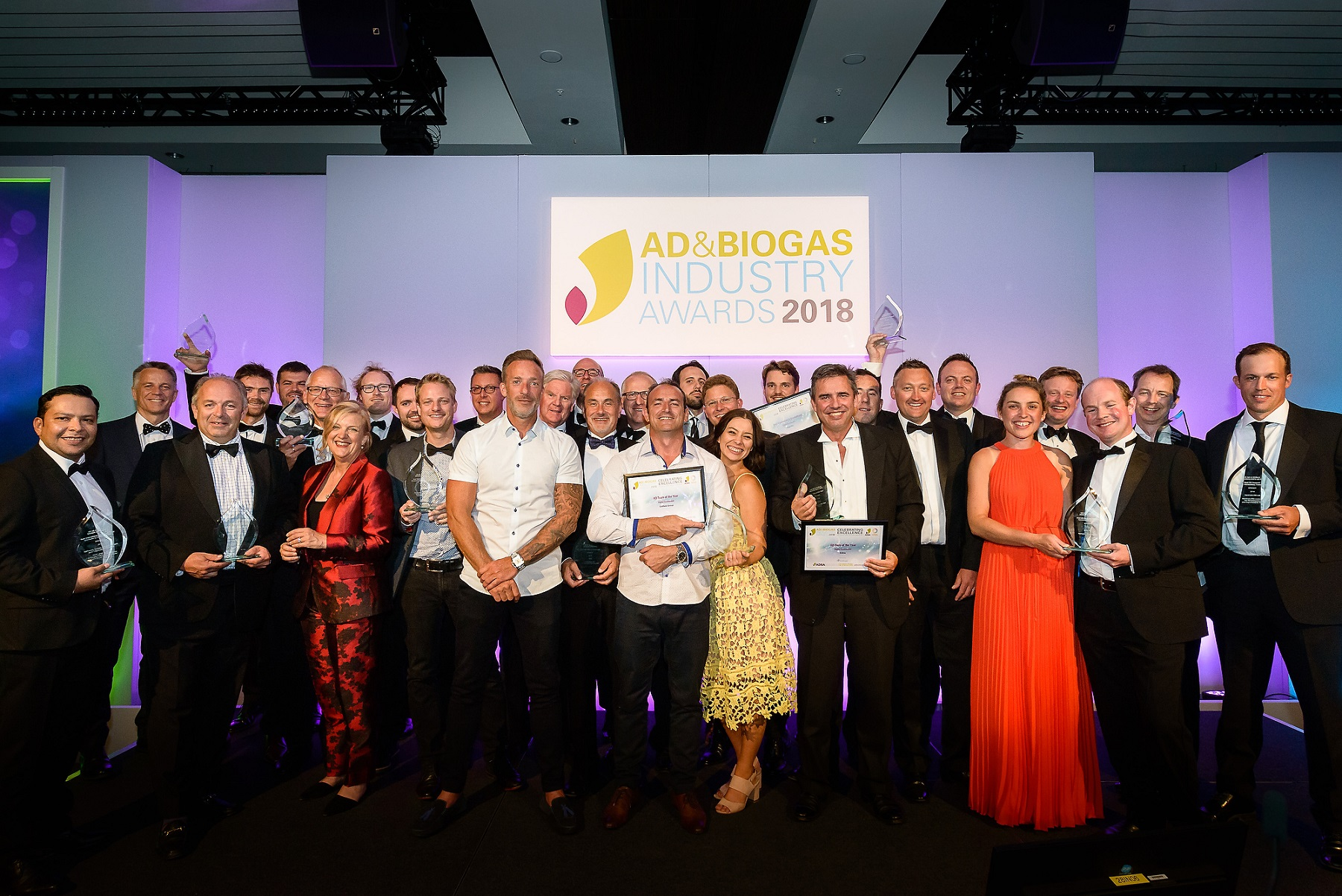 PRESS RELEASE: Best In Biogas Celebrated At Industry Awards Ceremony