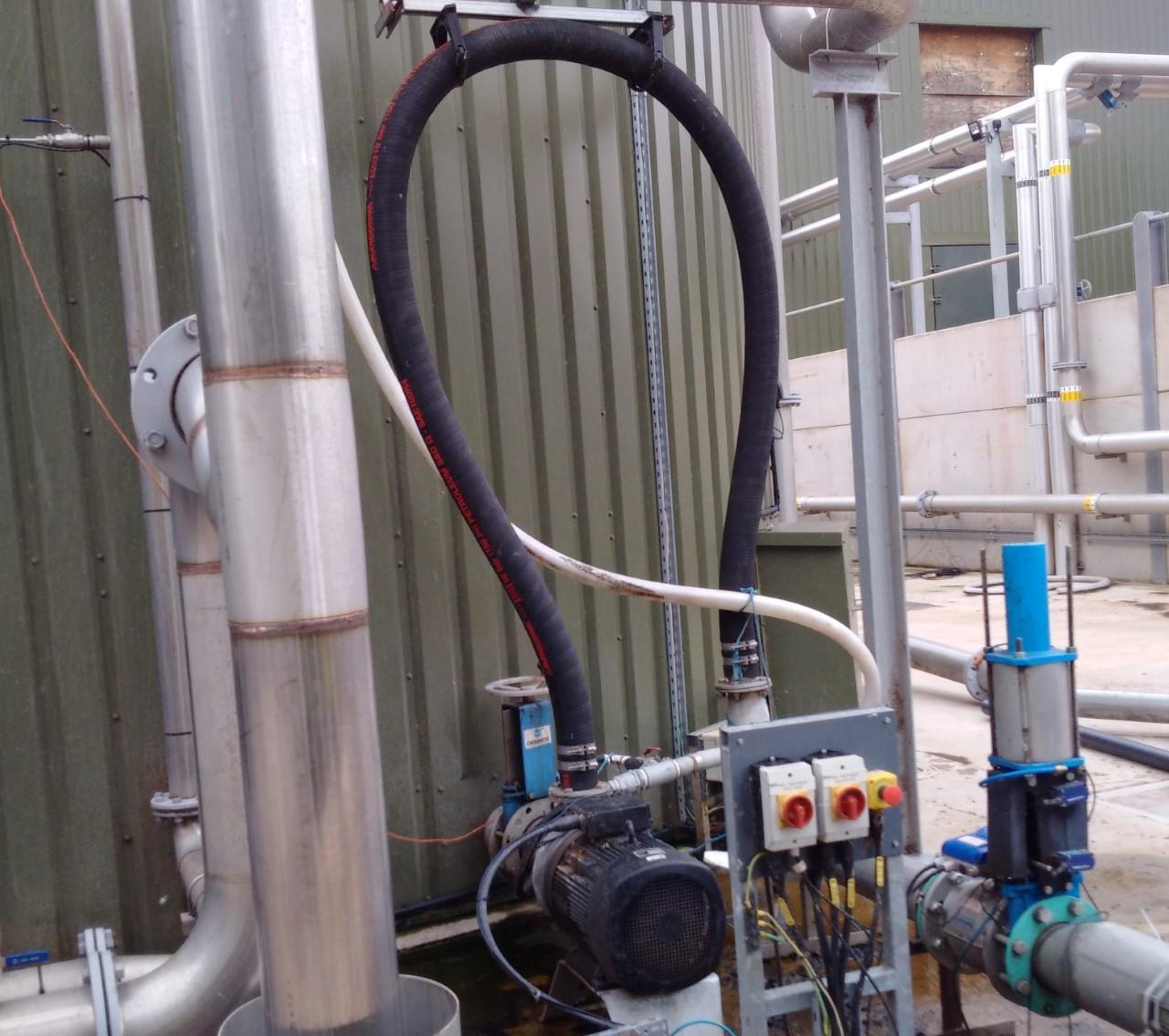 MEMBER PRESS RELEASE: New Landia Slurry Pump Works Wonders At Dairy Farmer's AD Plant