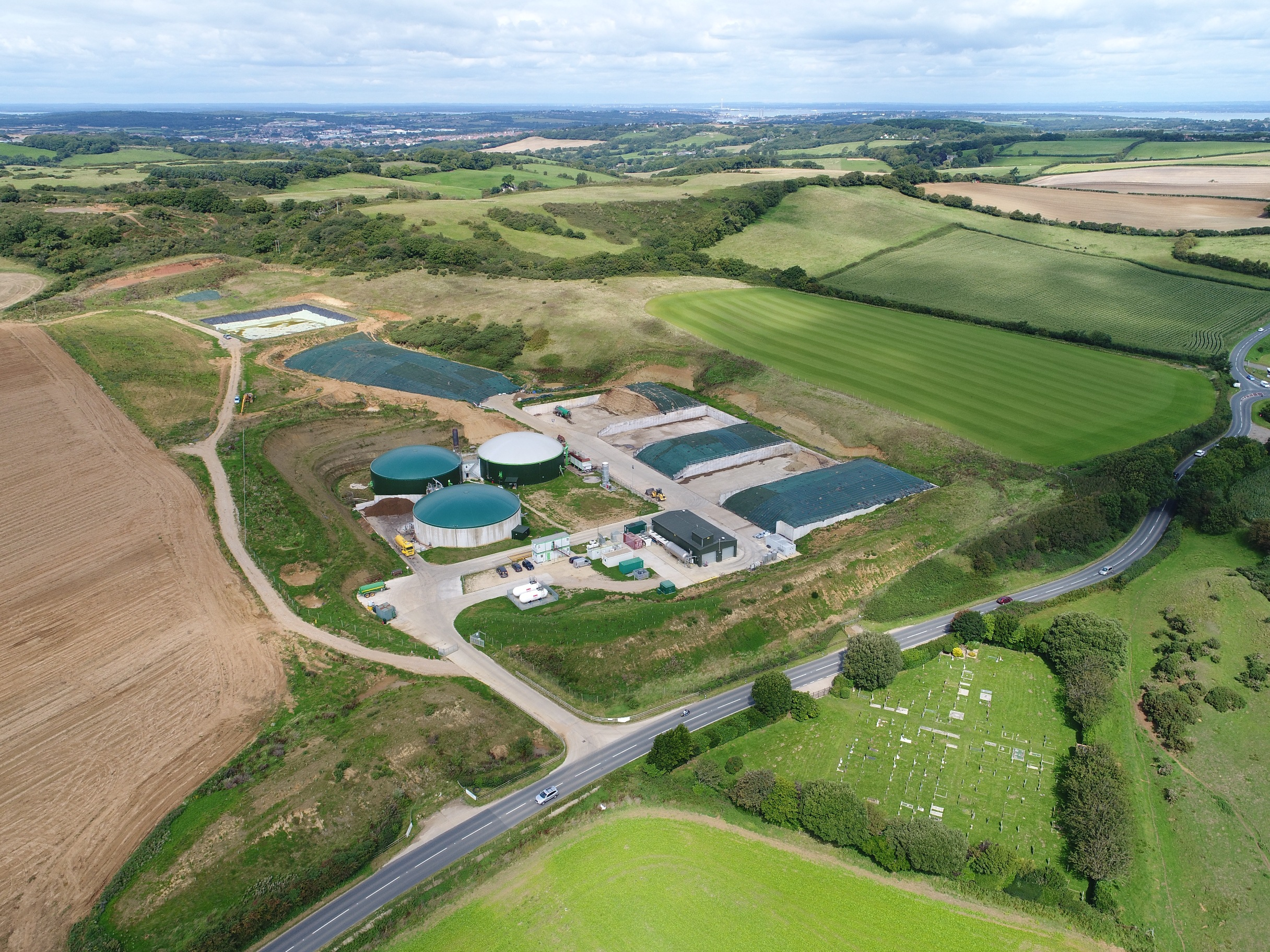 MEMBER'S PRESS RELEASE: Arreton AD Facility Sold To Foresight Group