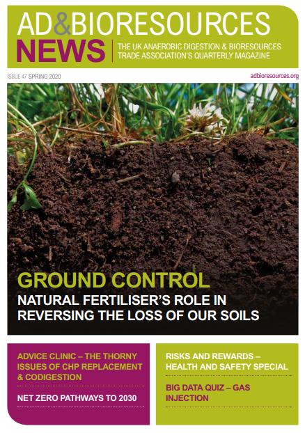 AD & Bioresources News – Issue 47, Spring 2020