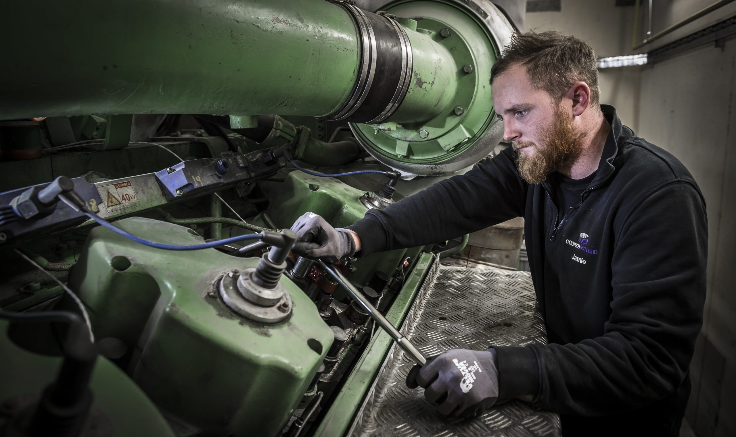 MEMBER'S PRESS RELEASE: Hat-trick Of CHP Maintenance Contracts For CooperOstlund