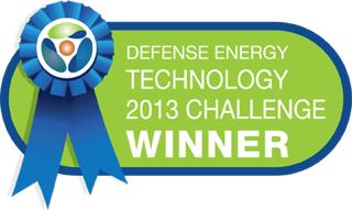 DETC winner logo