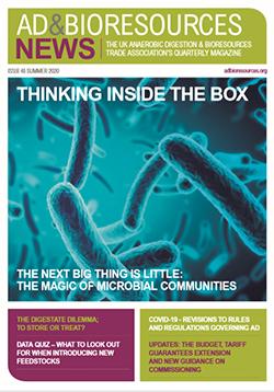 AD & Bioresources News – Issue 48, Summer 2020