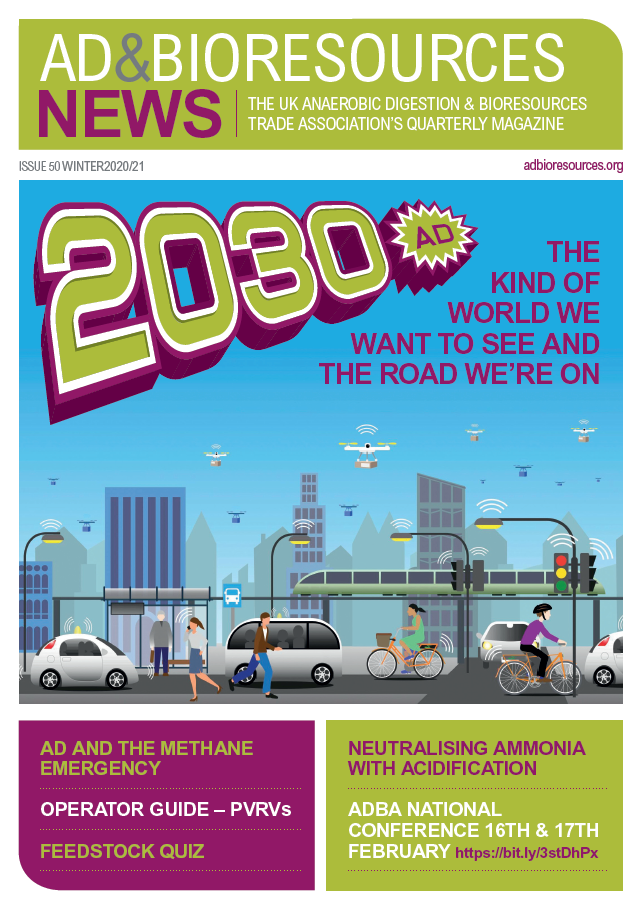 AD & Bioresources News – Issue 50, Winter 2020/2021